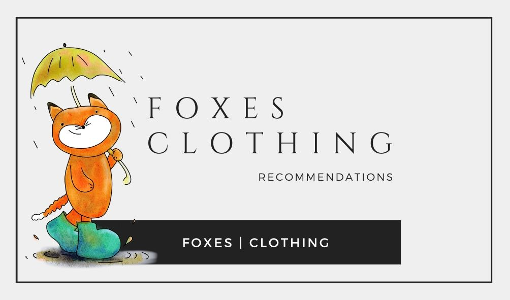 foxes clothing